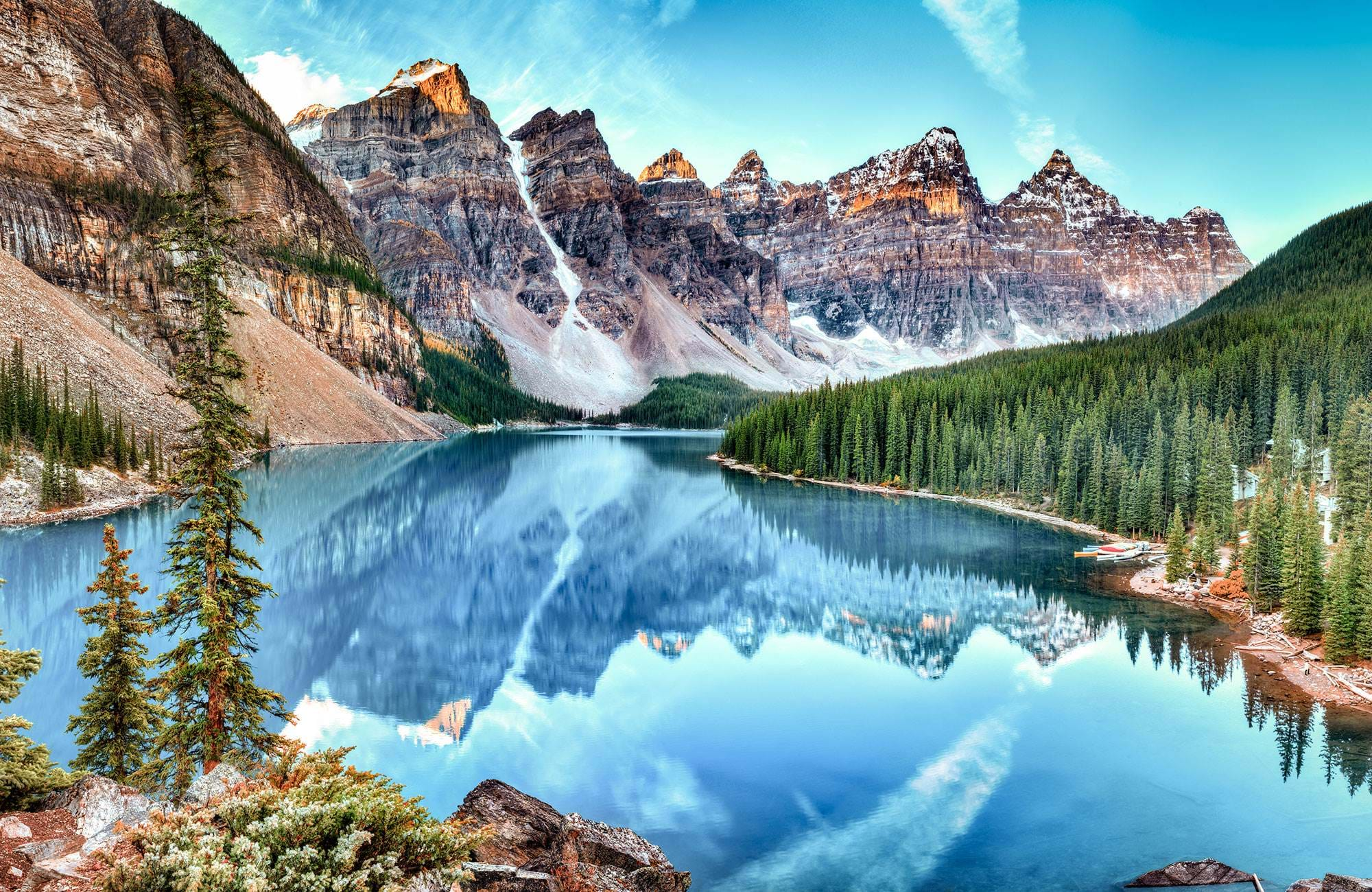banff-national-park-lake-moraine-cover