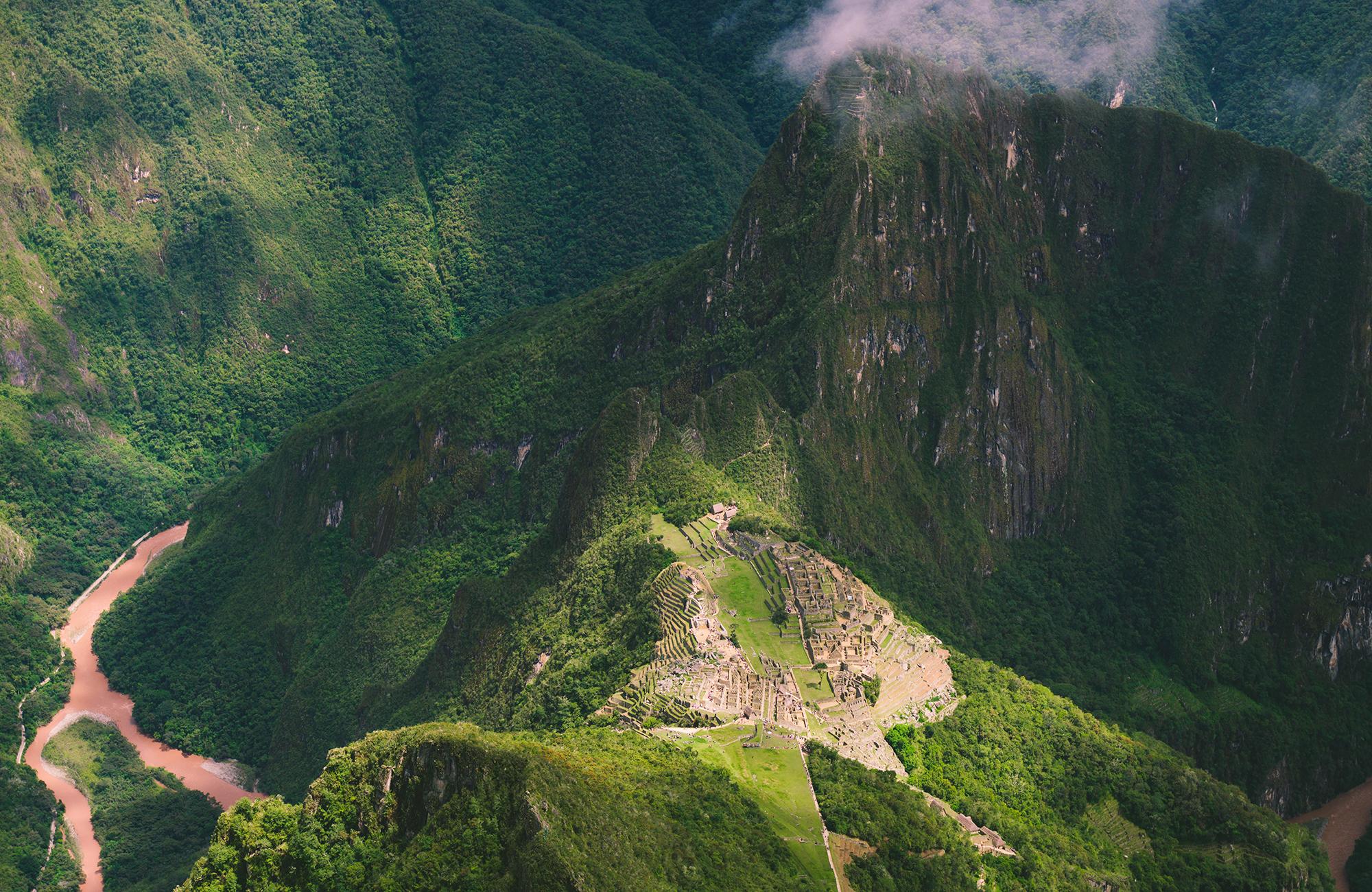 Utsikt över Machu Picchu i Peru | KILROY