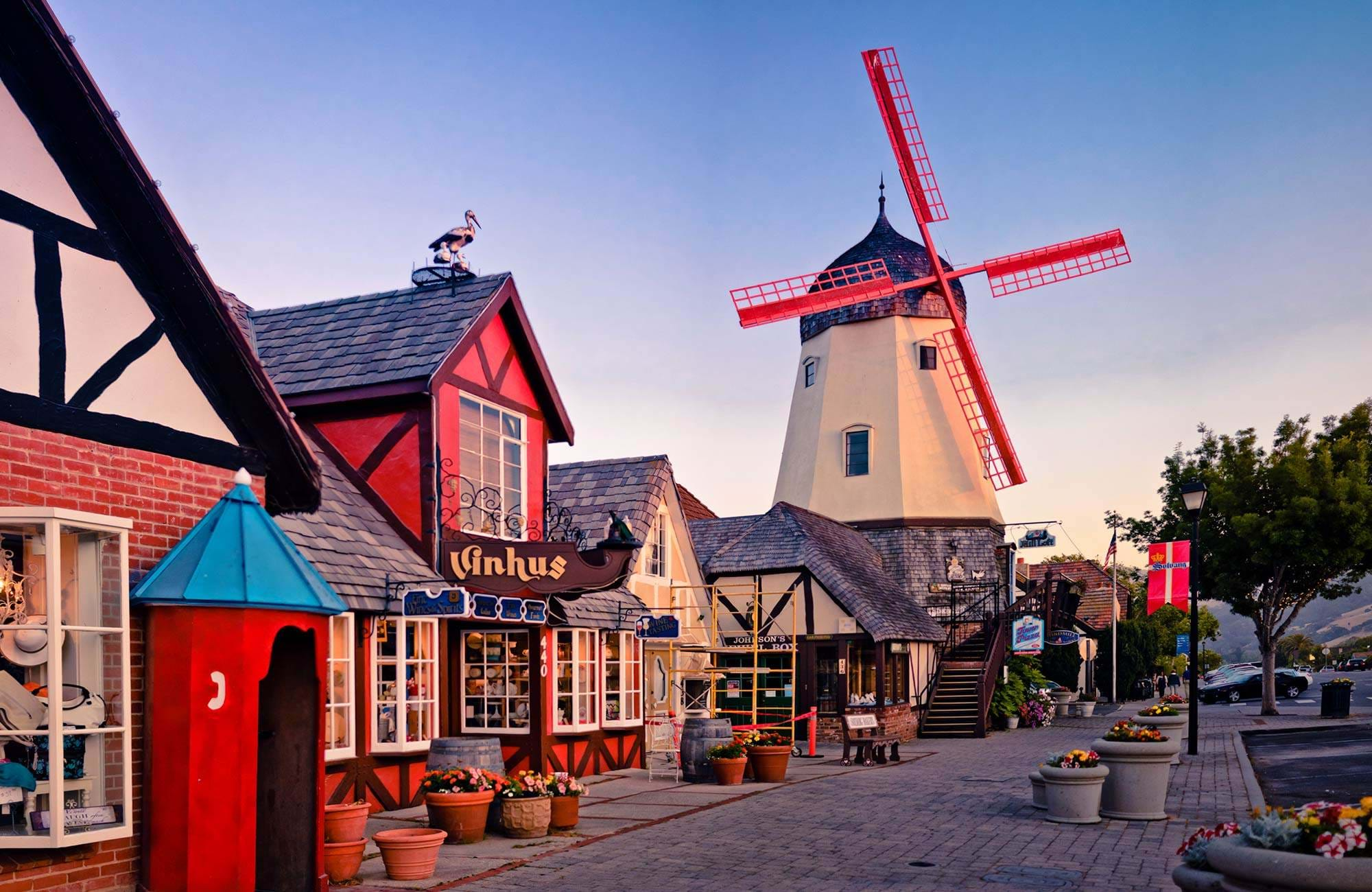 california-solvang-windmill-cover