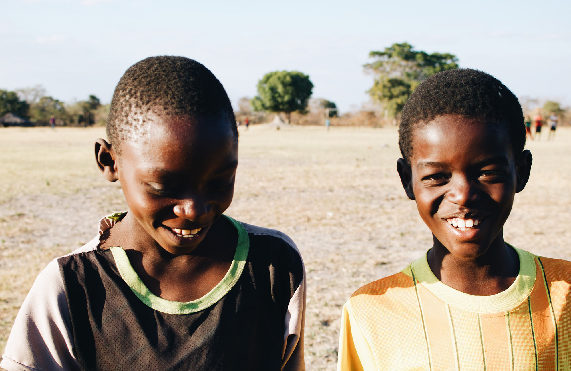 Frivillig arbeid i Afrika   KILROY