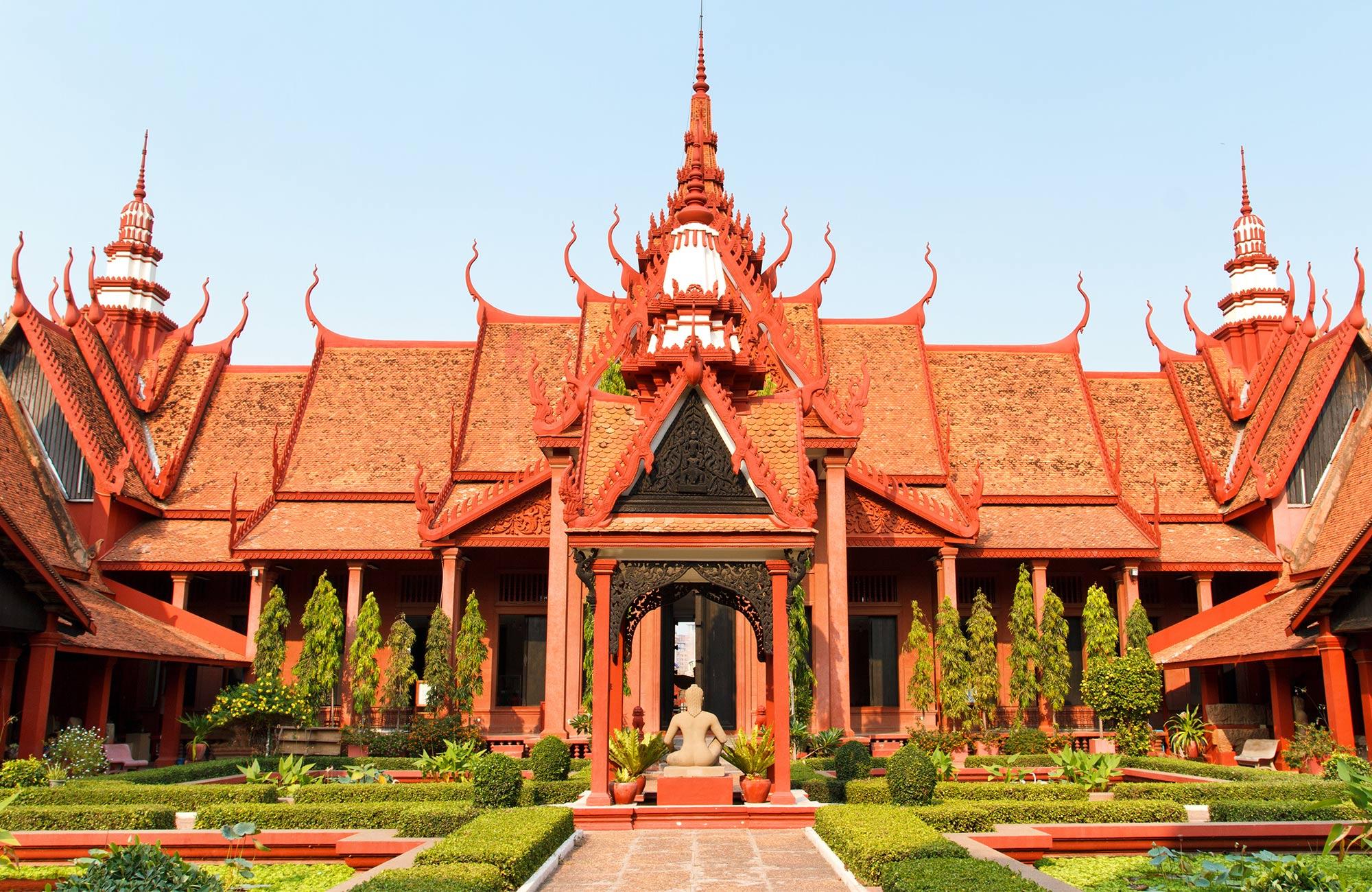 vaksiner thailand pris kambodsja hovedstad