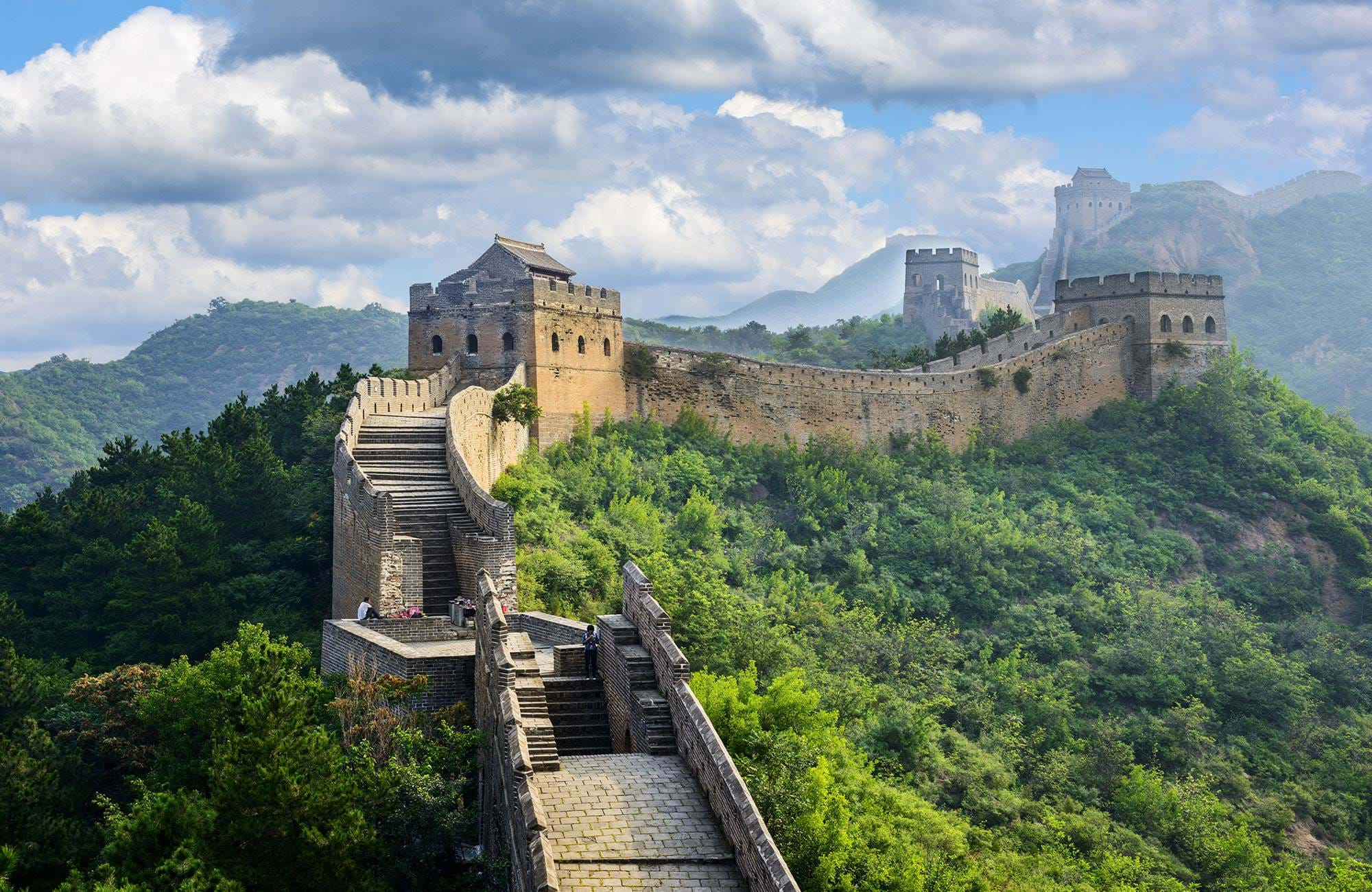 beijing-china-the-great-wall-green-surroundings