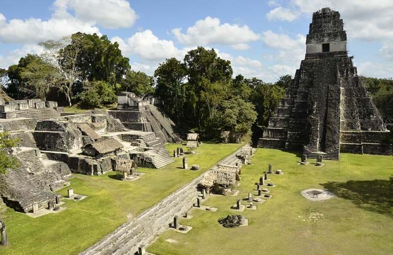 Gå ikke glipp av et besøk til Tikal på din reise til Guatemala