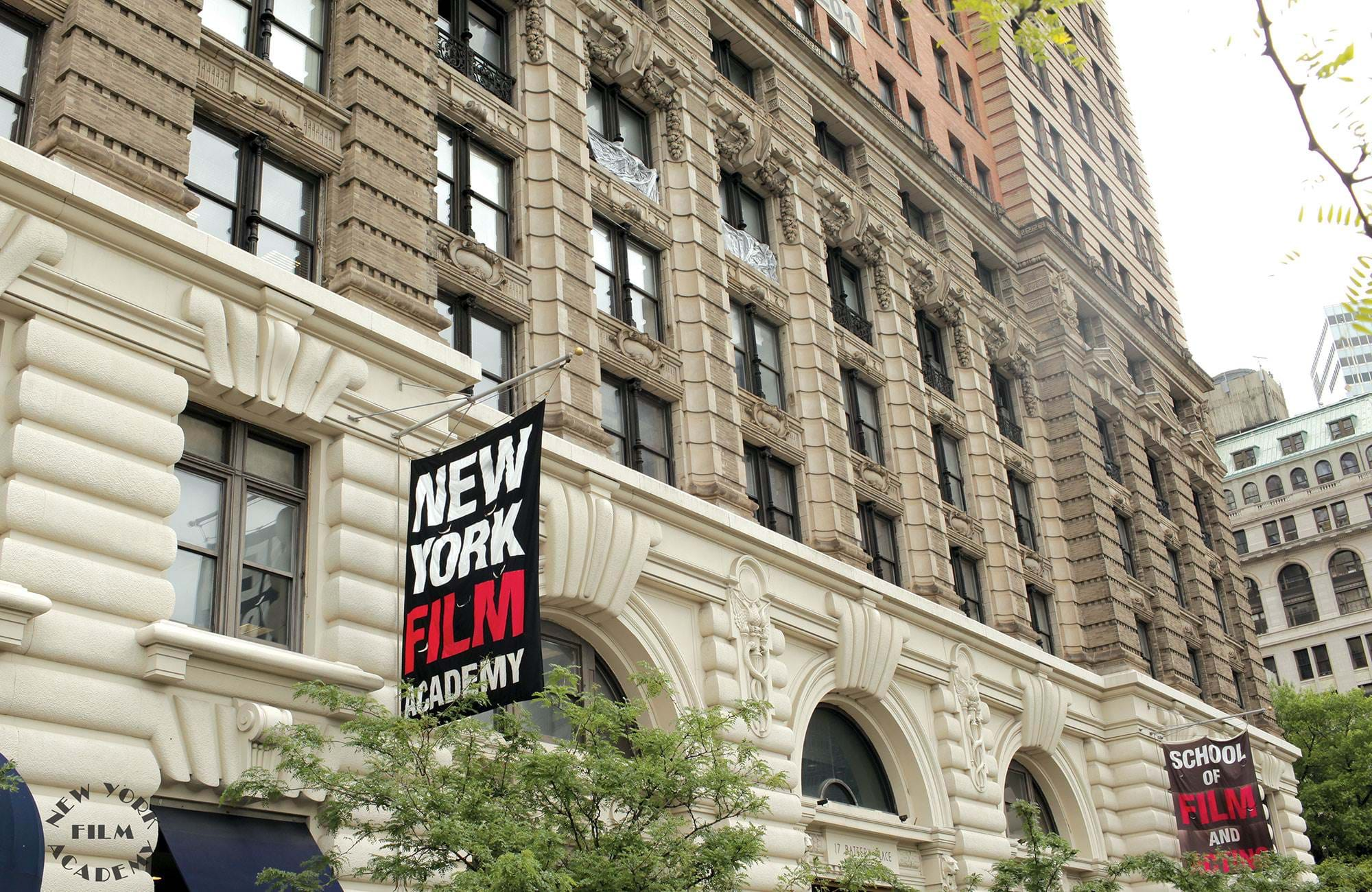 NYFA Campus Building In NYC